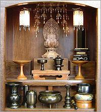 永久仏壇仏具一式