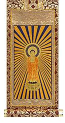 永久仏壇用東阿弥陀如来掛軸