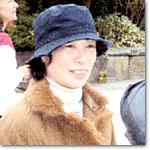 松重慶子さん