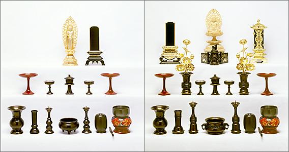 仏具の飾り方