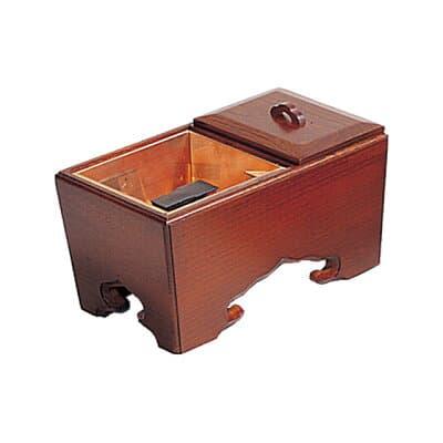 電気角香炉 栓製 8寸
