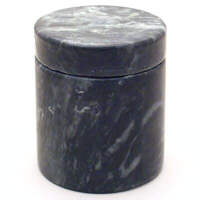 分骨つぼ(丸型)大理石