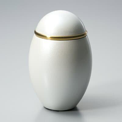 ミニ骨壷 ココス パールホワイト