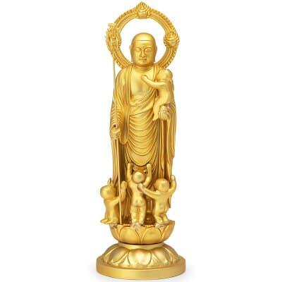 水子地蔵菩薩(子安地蔵菩薩) 高さ15.5cm