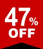 57%OFF