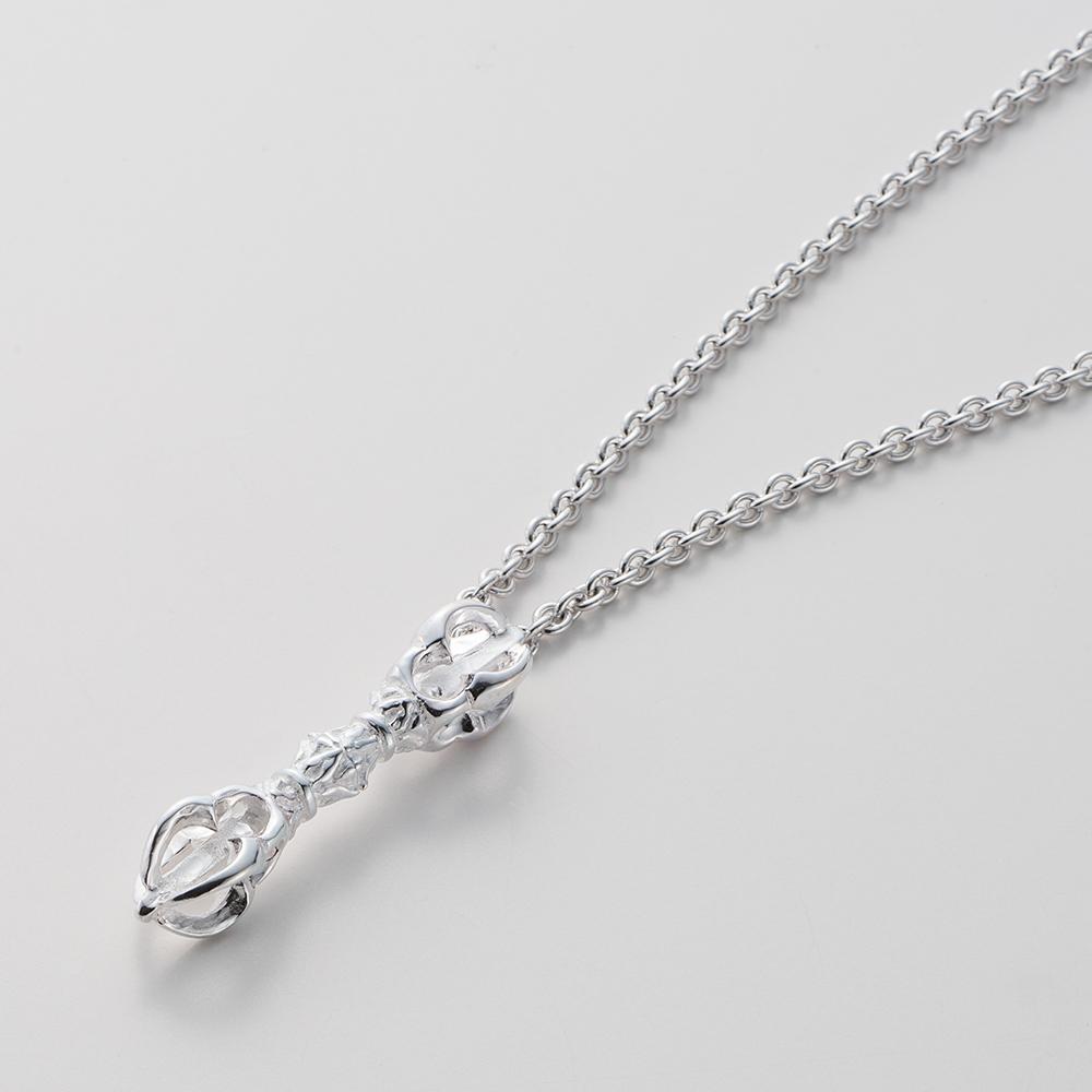 銀製五鈷杵ペンダント