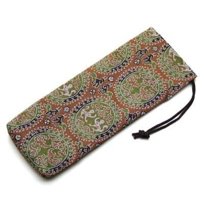 音木袋(戒尺入れ) 4寸用 長さ18.5cm