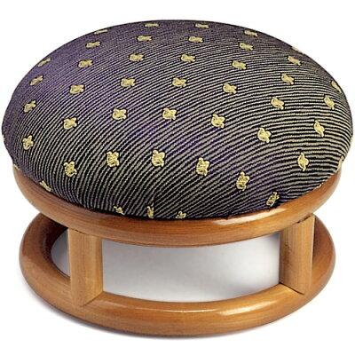 籐製丸型座椅子