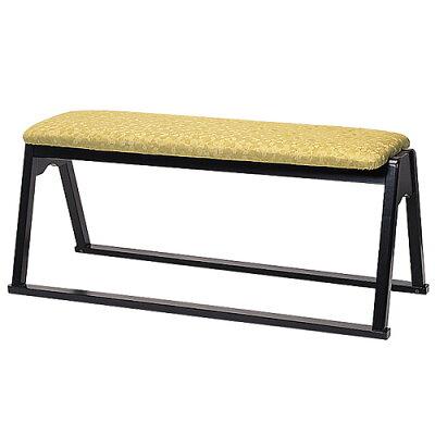 二人用椅子(本堂用長椅子)R-205(木製)