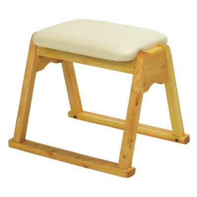ヒノキ製本堂用椅子 HR-350