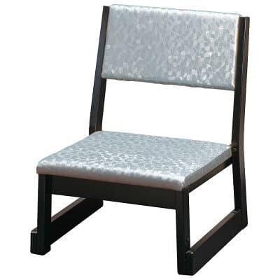 本堂用お詣り椅子 R-103SL シルバー