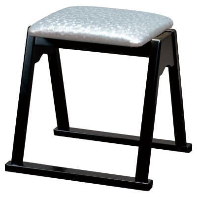 本堂用椅子 YR-420SL シルバー
