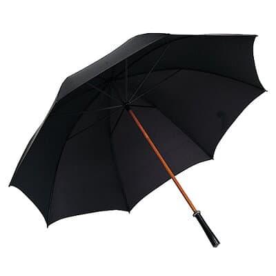 ジャンボ傘(黒)