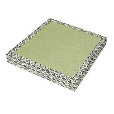 半畳(礼盤畳) 11紋角 一紋厚 巾61cm×高さ5.5cm