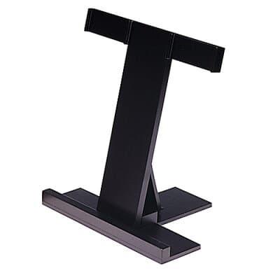 携帯用折畳式塔婆立 黒塗 巾32.3cm