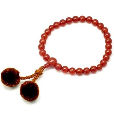 男性用数珠 メノー 27玉