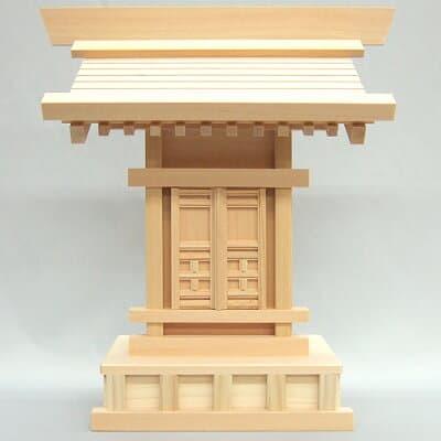 神棚・一社宮 高さ37cm×巾35cm