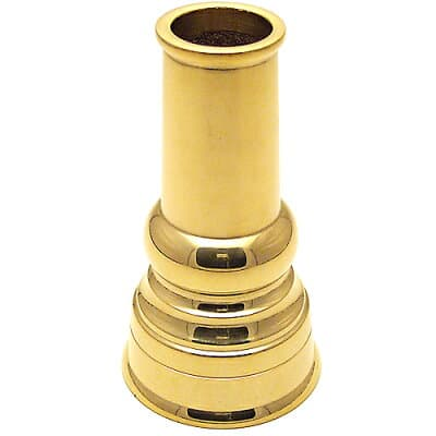 榊立(真鍮) 3.5寸 高さ10.5cm