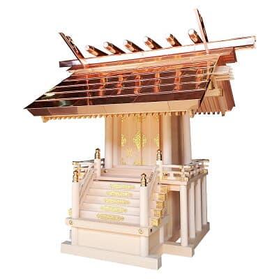 外宮 神明造り(木印) 1尺