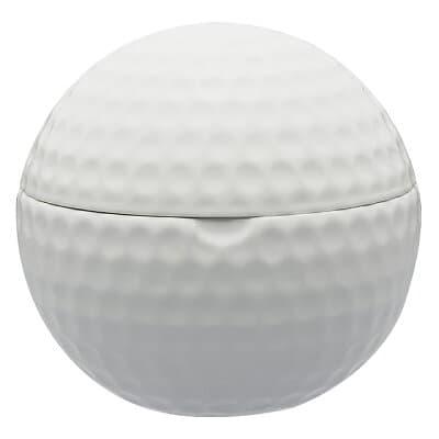 骨壷(骨壺) ボール型 ゴルフ