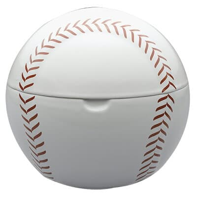 骨壷(骨壺) ボール型 野球