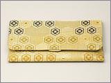 数珠袋(念珠入れ) 綴 亀甲(小)