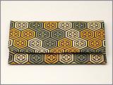 数珠袋(念珠入れ) 糸経 亀甲(小)