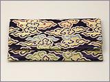 数珠袋(念珠入れ) 糸経 散雲(小)