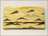数珠袋(念珠入れ) 綴 遠山