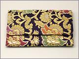 数珠袋(念珠入れ) 糸経 宝相華