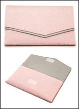 数珠袋(念珠入れ) 高級ちりめん ピンク