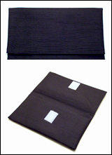 数珠袋(念珠入れ) つむぎ 黒色