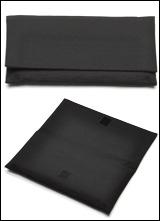 数珠袋(念珠入れ) つむぎ 大型 黒色