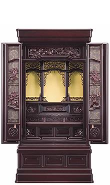 八重 桜色 43×20号 b17-111