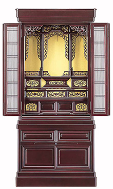 八重 桜色 45×19号 b17-116