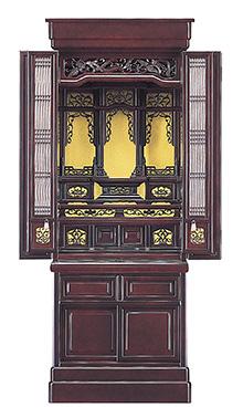 三葉 桜色 43×15号 b17-122