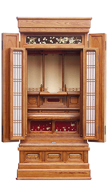 春秋蒔絵 栓 43×18号 b17-185