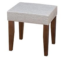 モダン仏壇専用椅子 アローズ ウォールナット色 bchair01