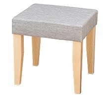 モダン仏壇専用椅子 アローズ タモ色 bchair02
