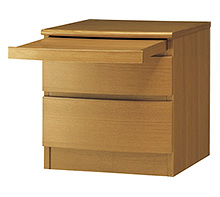 家具調仏壇台 背低タイプ(ライト色) 小 bra29