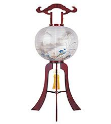 大型盆提灯15号1390