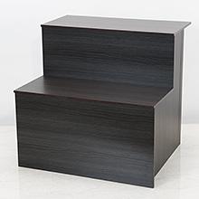 コンパクト盆棚(精霊棚)・お盆用木製祭壇 布なし20号2段 6834