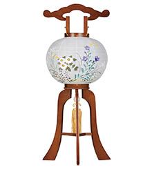 小型盆提灯9号1229