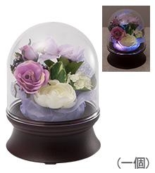 フラワードーム1号 紫色6675