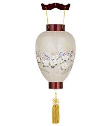 特選盆提灯伝統的工芸品A305