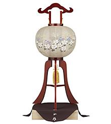 特選盆提灯11号伝統的工芸品A311