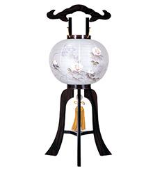 小型盆提灯9号1231