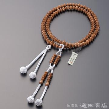 本式数珠 いらたか念珠(最多角念珠 伊良太加念珠) 正梅 尺2