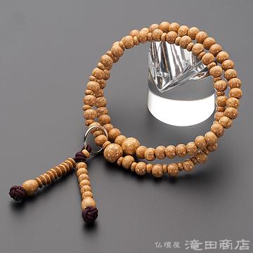 特選腕輪念珠 108珠 浄土宗用 天竺菩提樹