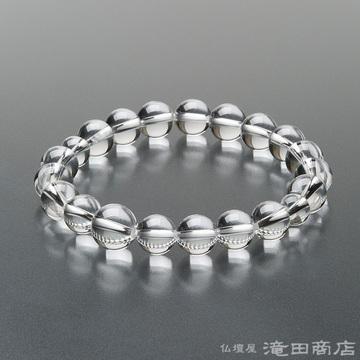 特選腕輪念珠 本水晶 10mm玉